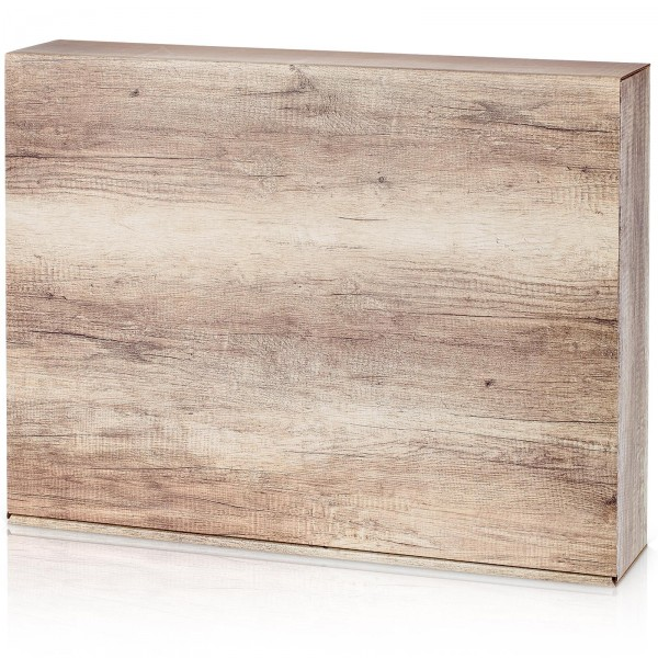 """""""Wood"""", 5er Präsentkarton"""