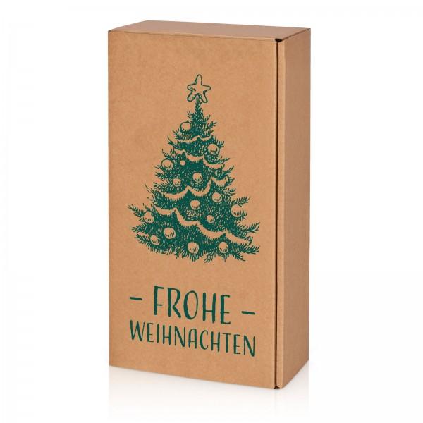 """""""Natura Frohe Weihnachten"""", 2er Präsentkarton"""