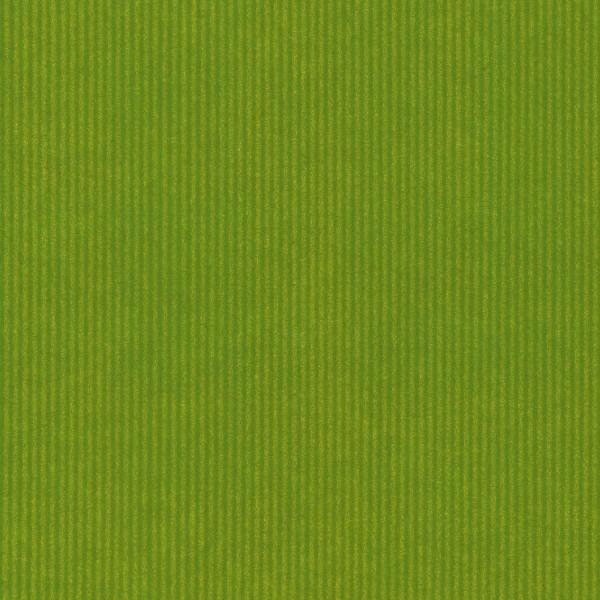 "Geschenkpapier ""Hellgrün"" Kraftpapier gerippt"