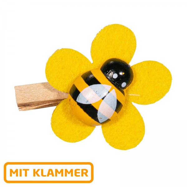 "Holzklammer ""Sumsi"""