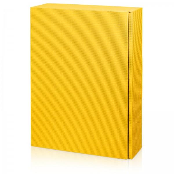 """""""Modern Gelb"""", 3er Präsentkarton"""