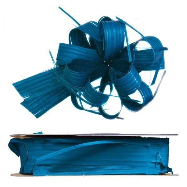 """Ziehschleifenband Country D'blau"" 25mm x 40m"