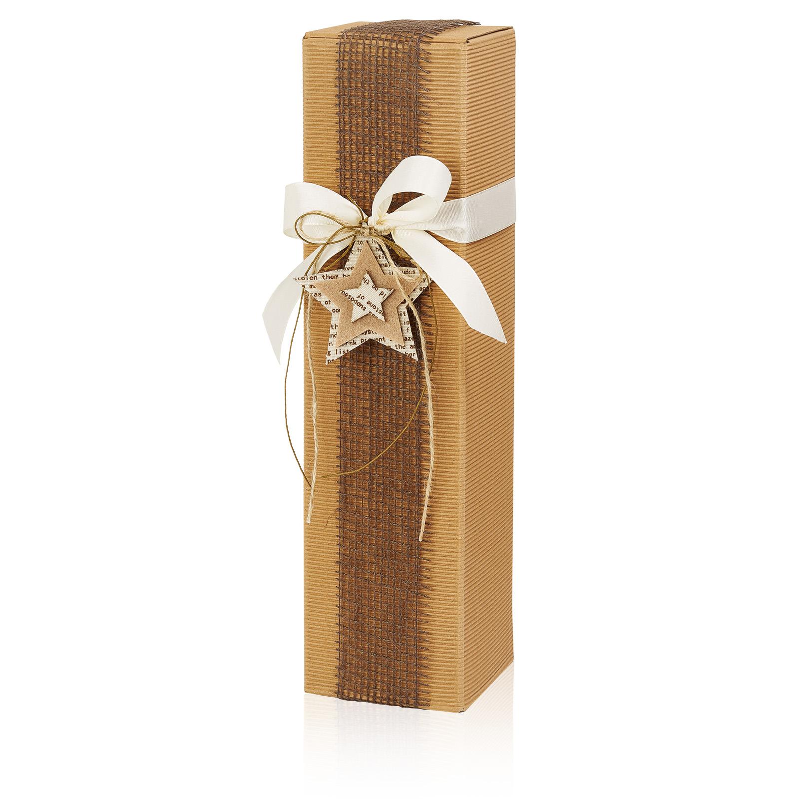geschenkband jute schokobraun 50mm x 40m geschenkband jute geschenkb nder. Black Bedroom Furniture Sets. Home Design Ideas