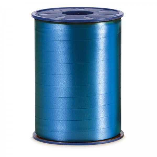 """Geschenkband """"Ringelband Blau"""" 10mm x 250m"""