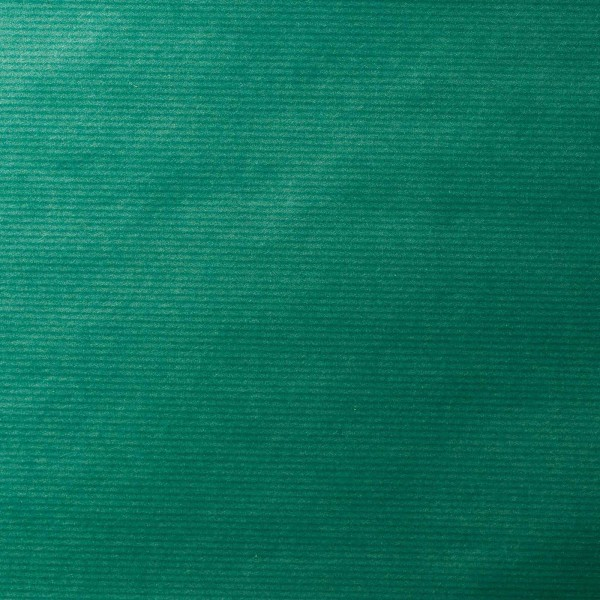 """Geschenkpapier """"Dunkelgrün"""" Kraftpapier gerippt"""