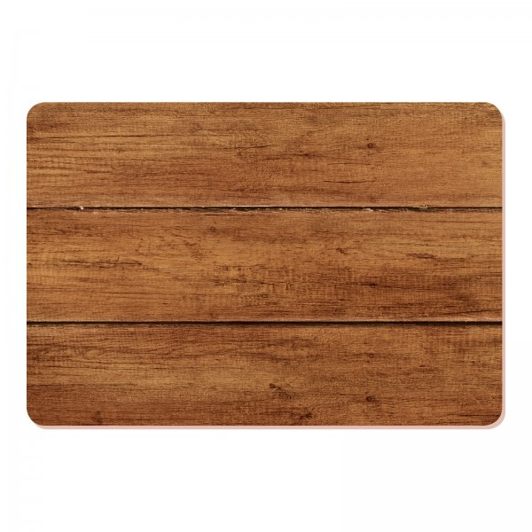 """Dekoplatte Timber/Natur"" -M-"