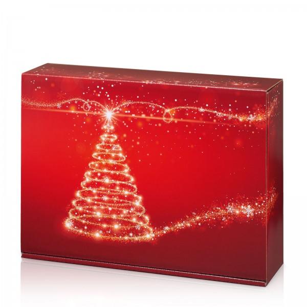 """Christmas Tree"", 3er Präsentkarton"