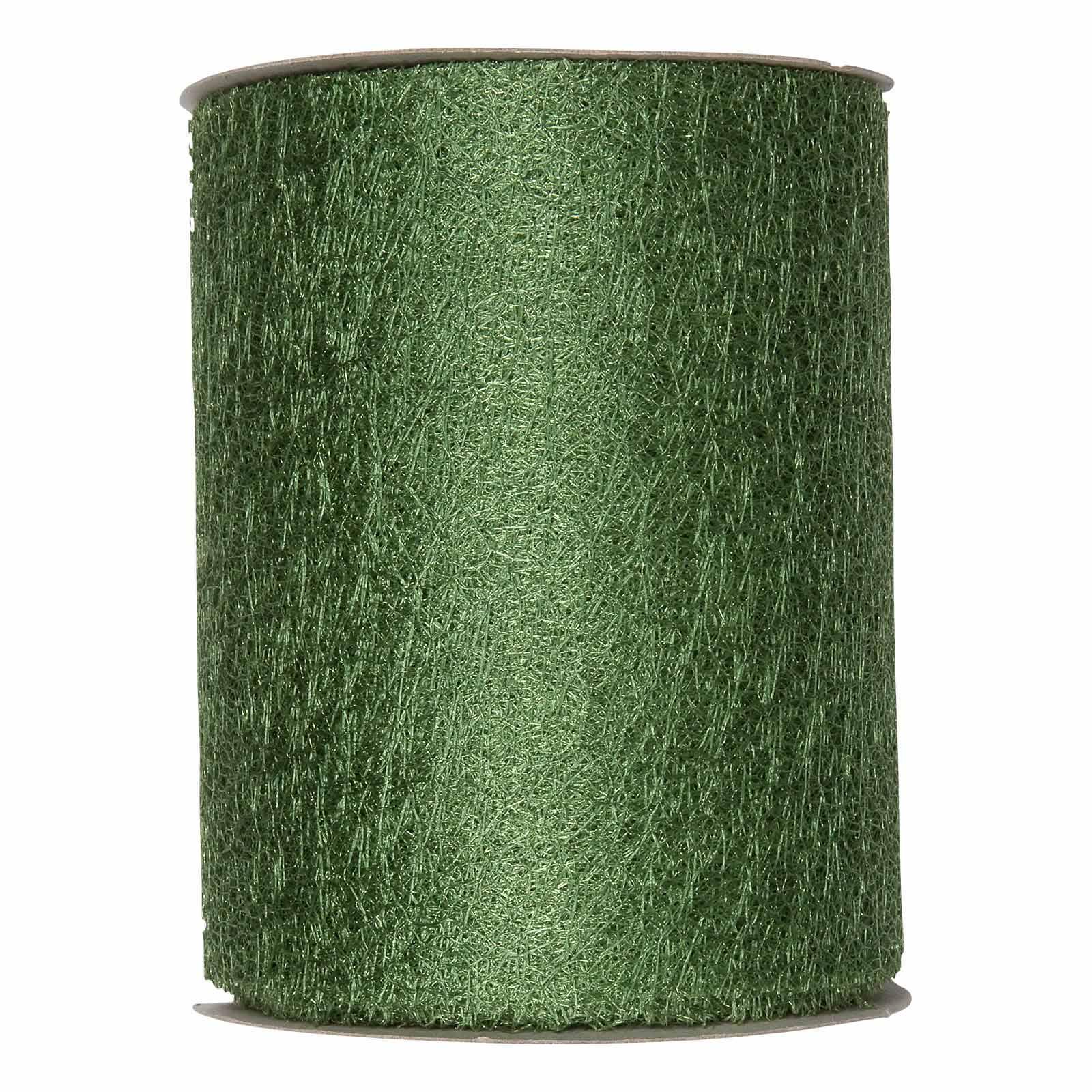 Geschenkband deko netz gr n 100mm x 20m geschenkband for Restposten dekoartikel