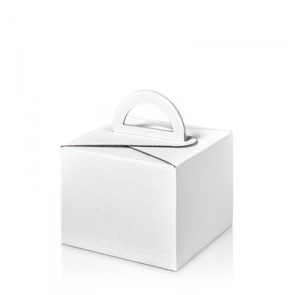 """""""Modern Weiß"""" Allround -Box- mit Tragegriff"""
