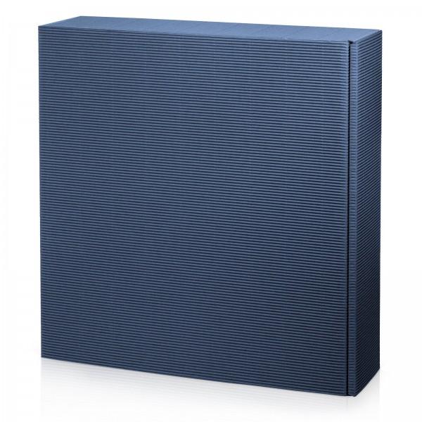 """""""Modern Blau"""", 4er Präsentkarton"""
