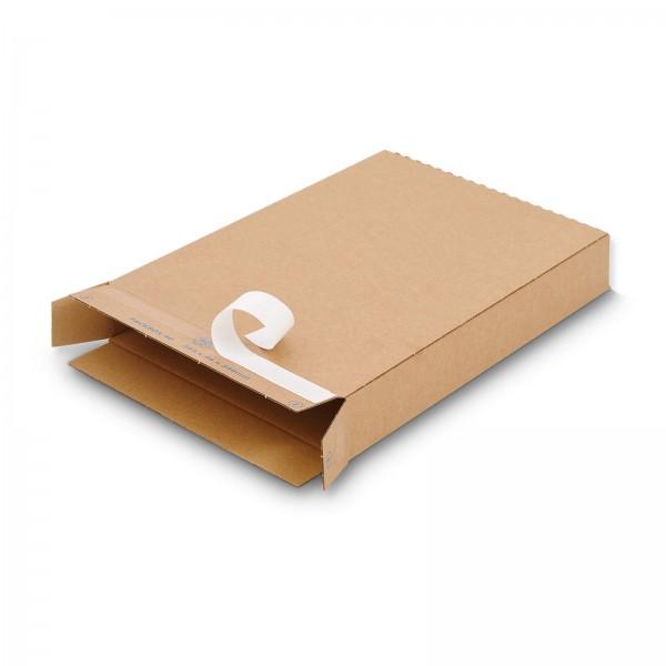 Packbox PB40, 243x46x346mm, Faltschachtel
