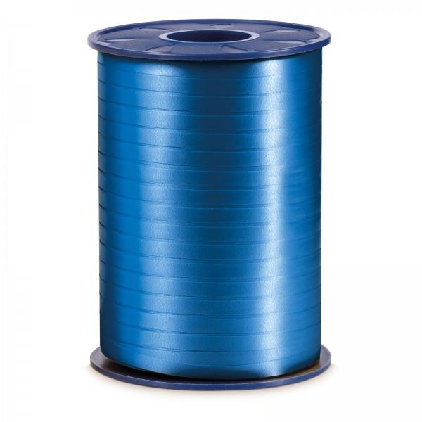 """Geschenkband """"Ringelband Blau"""" 5mm x 500m"""