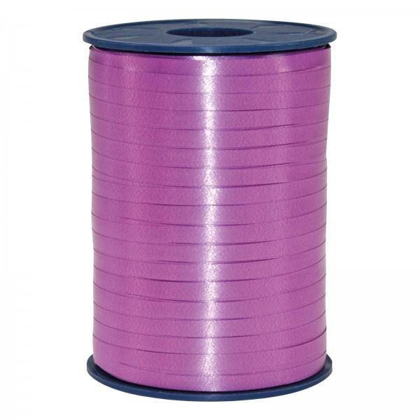 "Geschenkband ""Ringelband Purpur (Beere)"" 5mm x 500m"