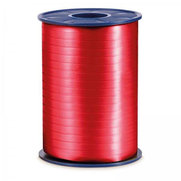 """Geschenkband """"Ringelband Rot"""" 5mm x 500m"""