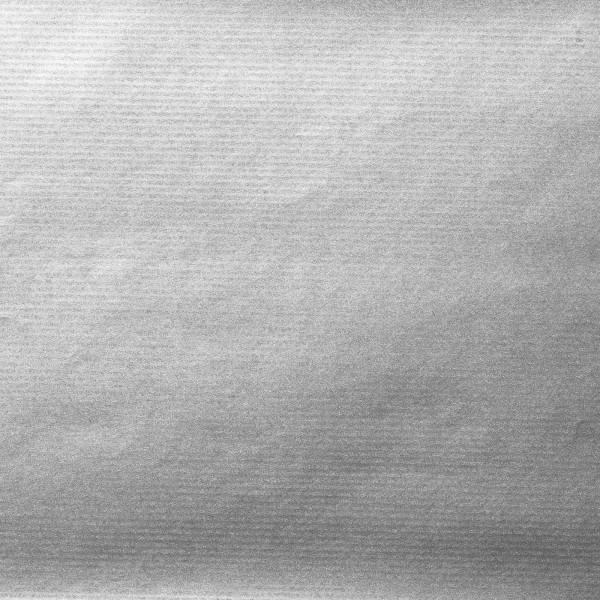 "Geschenkpapier ""Silber"" Kraftpapier gerippt"