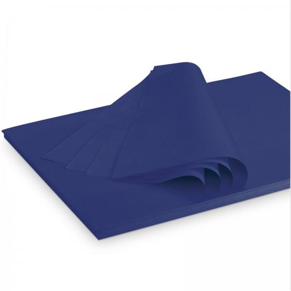 """Seidenpapier """"Blau"""" 35g/qm 500x375mm 2 Kg/ ca.300 Blatt"""