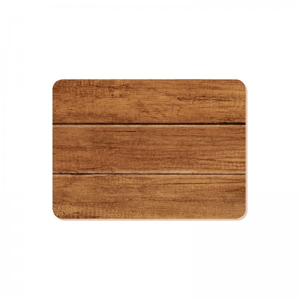 """Dekoplatte Timber/Natur"" -S-"