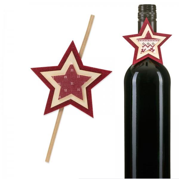 """Clip """"Norwegen"""" Bordeaux"""