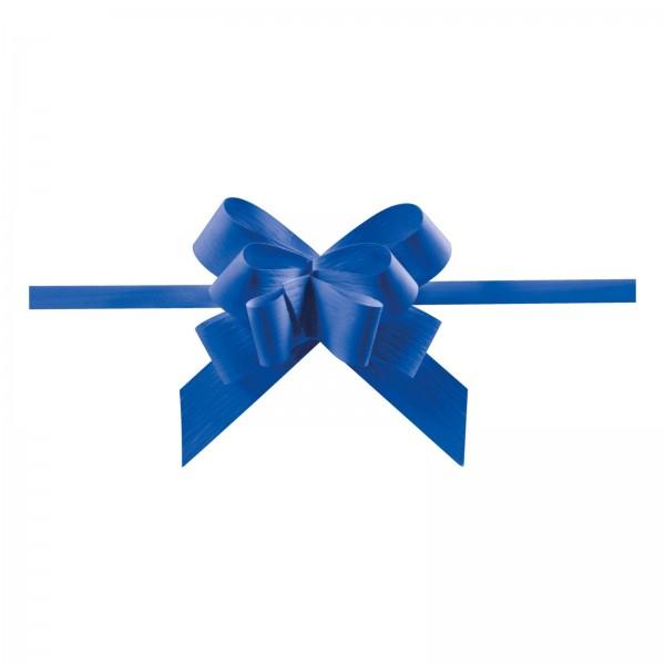 "Ziehschleife ""Grangala Paper"" Blau"