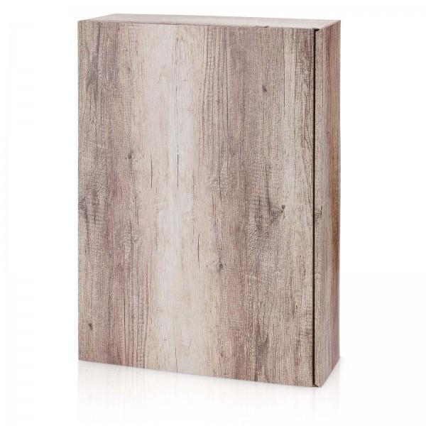 """""""Wood"""", 3er Präsentkarton"""