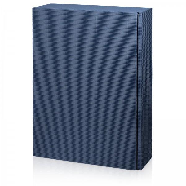 """""""Modern Blau"""", 3er Präsentkarton"""
