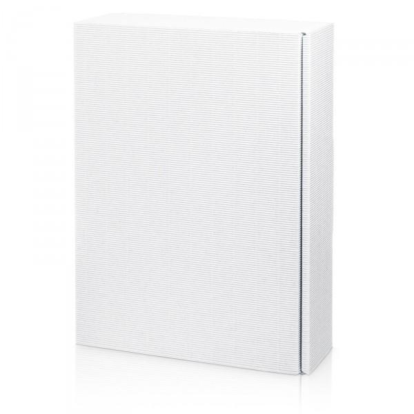 """""""Modern Weiß"""", 3er Präsentkarton"""