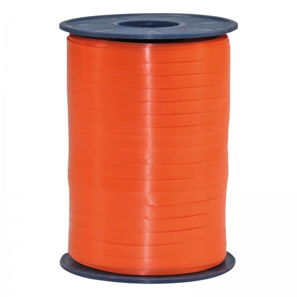 """Geschenkband """"Ringelband Orange"""" 5mm x 500m"""