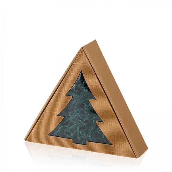 """""""Modern Natur Baum"""" Allround -Dreieck- mit Folienfenster"""